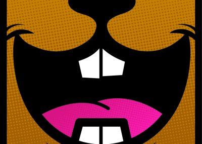 Topo Teeth Cuadrado Color-01
