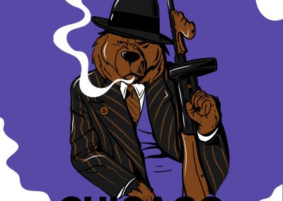 Alcapone bear