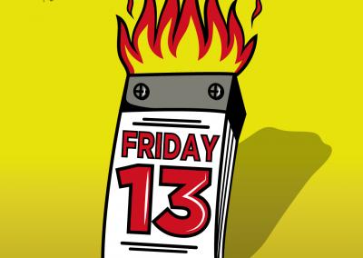 Friday 13 1